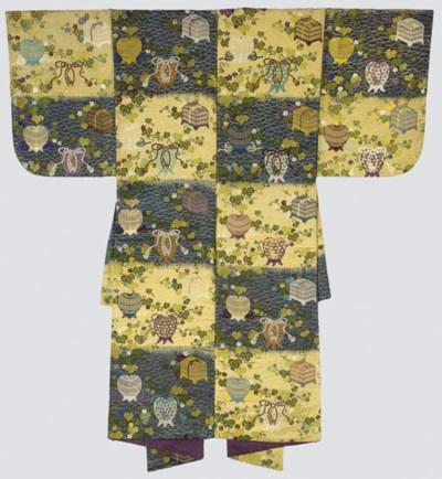 A Karaori Noh Costume