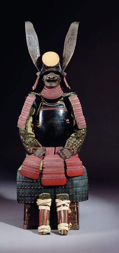 A Suit of Armor with a Hotoke