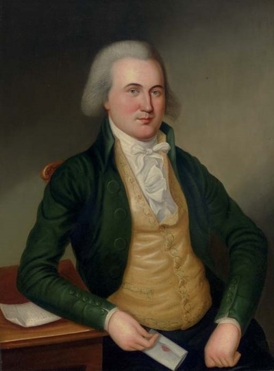 Attributed to Charles Peale Po