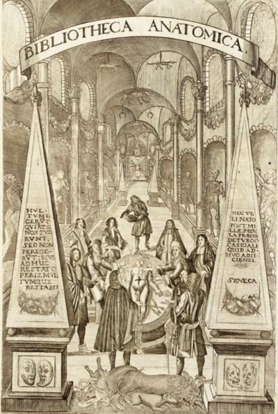 LE CLERC, Daniel (1652-1728) a