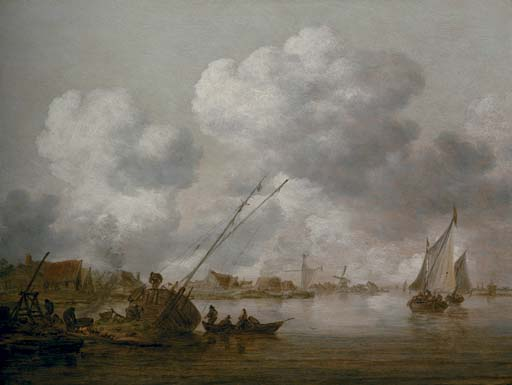 Jan Josefsz. van Goyen Leiden 1596-1656 The Hague