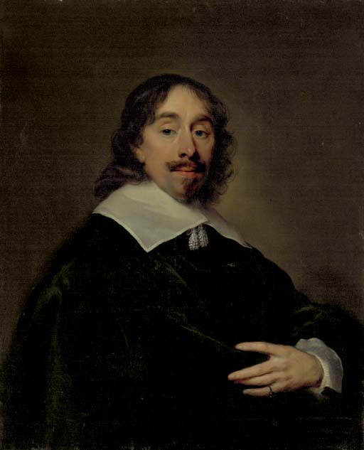 Cornelis Jonson van Ceulen London 1593-1661 Utrecht