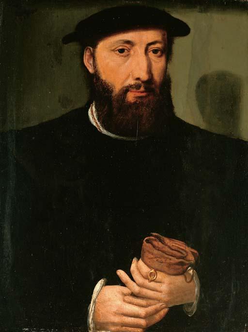Master of the 1540s active Antwerp c. 1541-1551