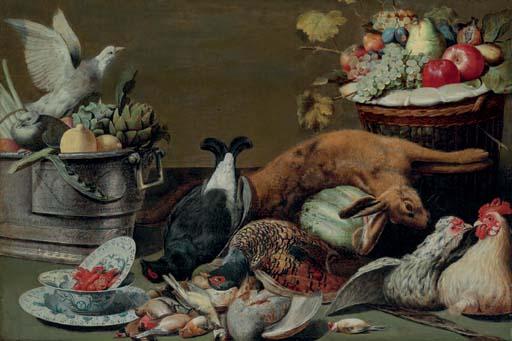 Studio of Frans Snyders Antwerp 1579-1657