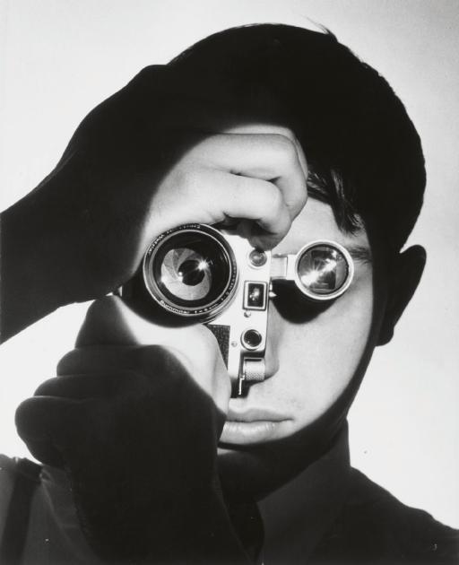 The Photojournalist (Dennis Stock), 1951