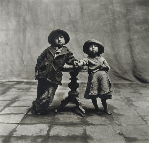 Cuzco Children, 1948