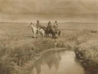 The Three Chiefs, Blackfoot, Montana, 1900