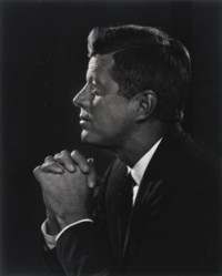 John F. Kennedy, 1960