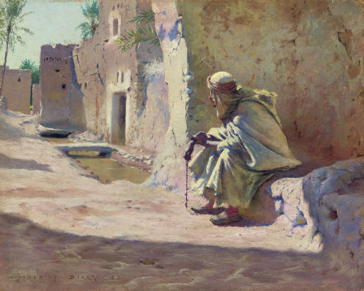 In the Shade, Biskra