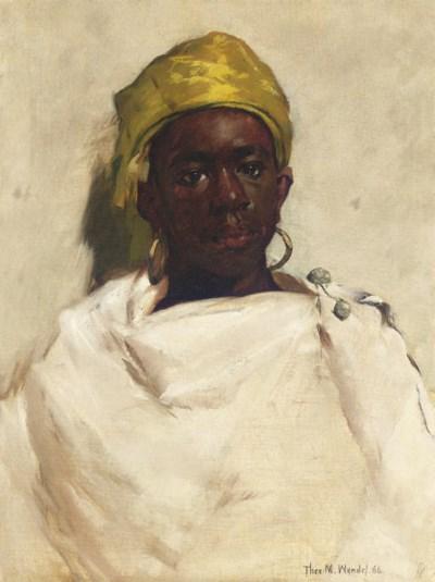 Theodore Wendel (American, 185