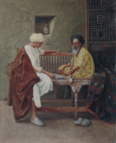 Hermann Reisz (Austrian, 1865-