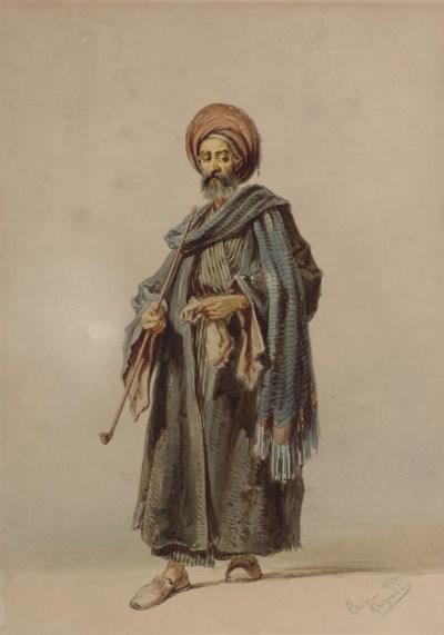 Count Amadeo Preziosi (Maltese