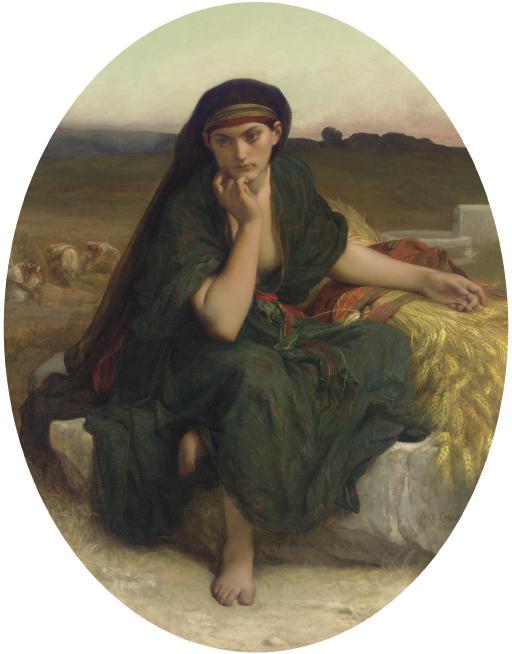 Ruth revenant des Champs (or Ruth en Repos)