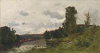 Bord de la Seine