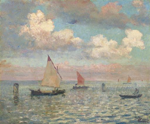 Il marzo in laguna, Venezia