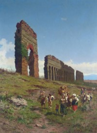 Passing by the Ruins