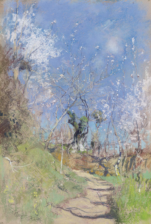 Path through the Thickets, Spring