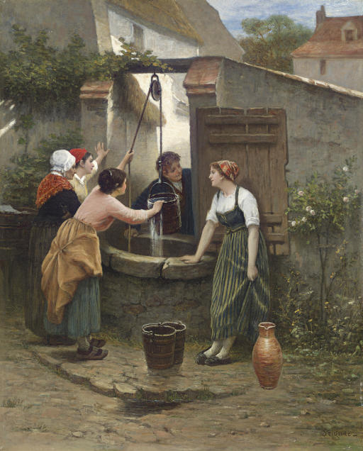 By the Well