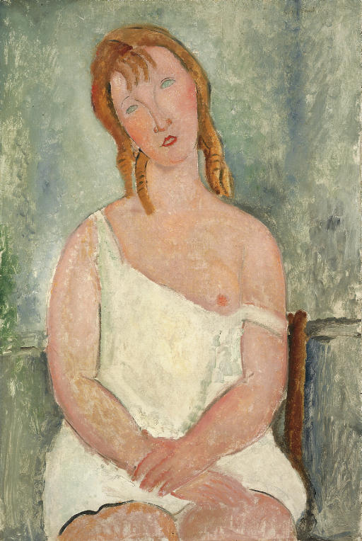 Amedeo Modigliani (1884-1920)
