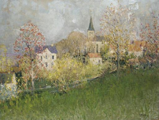 Pierre Eugene Montezin (1874-1