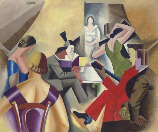 La danse au bar (Gypsy Bar)