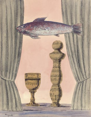 Rene Magritte (1898-1967)