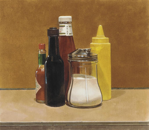 Ralph Goings (b. 1928)