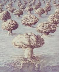 Cloud Chamber (Utopian Landscape #4)