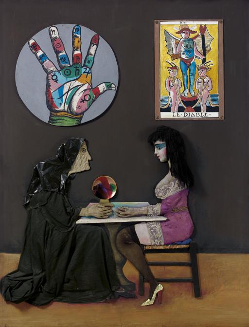 Ramona y la adivina (La adivina)
