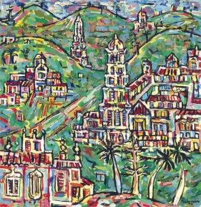 Rene Portocarrero (Cuban 1912-