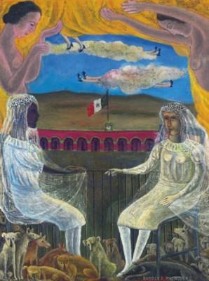 Rodolfo Morales (Mexican 1925-