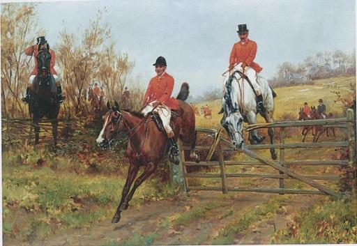 Thomas Blinks (British, 1853-1