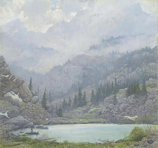 Ogden M. Pleissner (American,