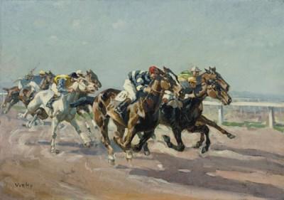 Janos Viski (Hungarian, 1891-1