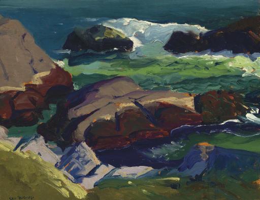 George Wesley Bellows (1882-19