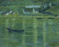 The Seine at Port-Villez