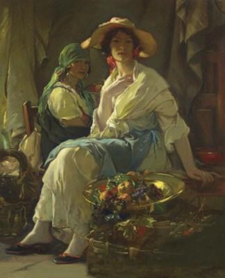 Julius Rolshoven (1858-1930)
