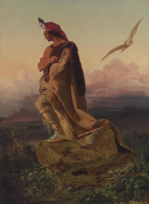 Emanuel Leutze (1816-1868)