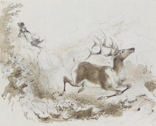 Death of the Elk