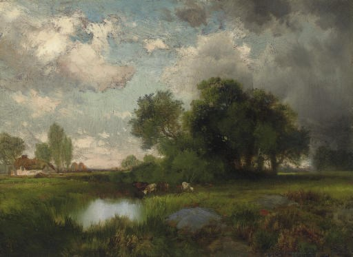 Thomas Moran (1827-1926)