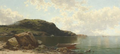 Alfred Thompson Bricher (1837-