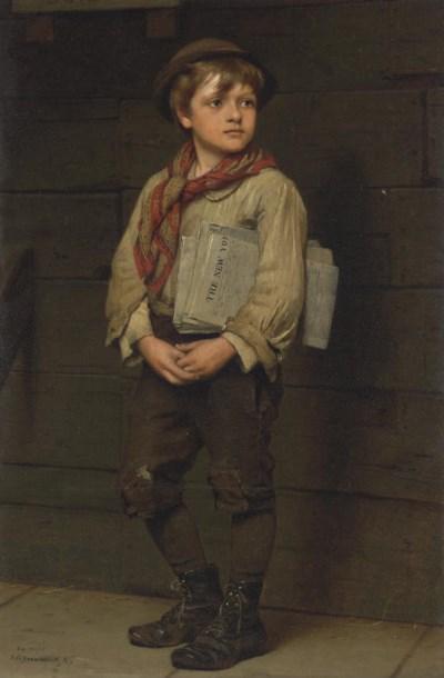 John George Brown (1831-1913)