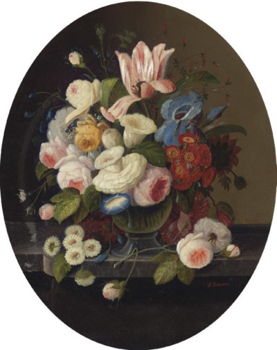 Severin Roesen (1815-1872)