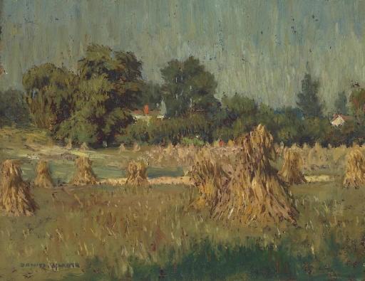 Daniel Garber (1880-1958)