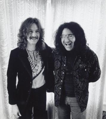 Eric Clapton/Jerry Garcia