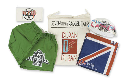 Record Promotional Items