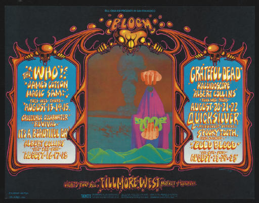 The Who/Grateful Dead