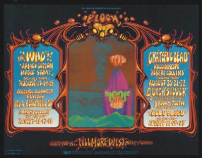 The Who/Grateful Dead