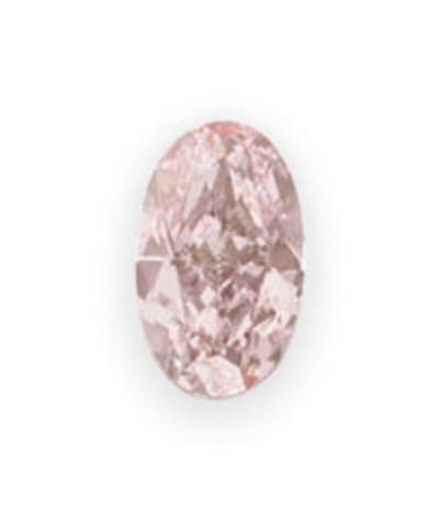 AN EXQUISITE COLORED DIAMOND R