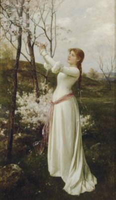 Edouard Niczky (German, 1850-1